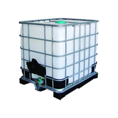 PLASTIC PALLETISED IBC TANK
